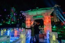 Harbin China Snow & Ice Festival
