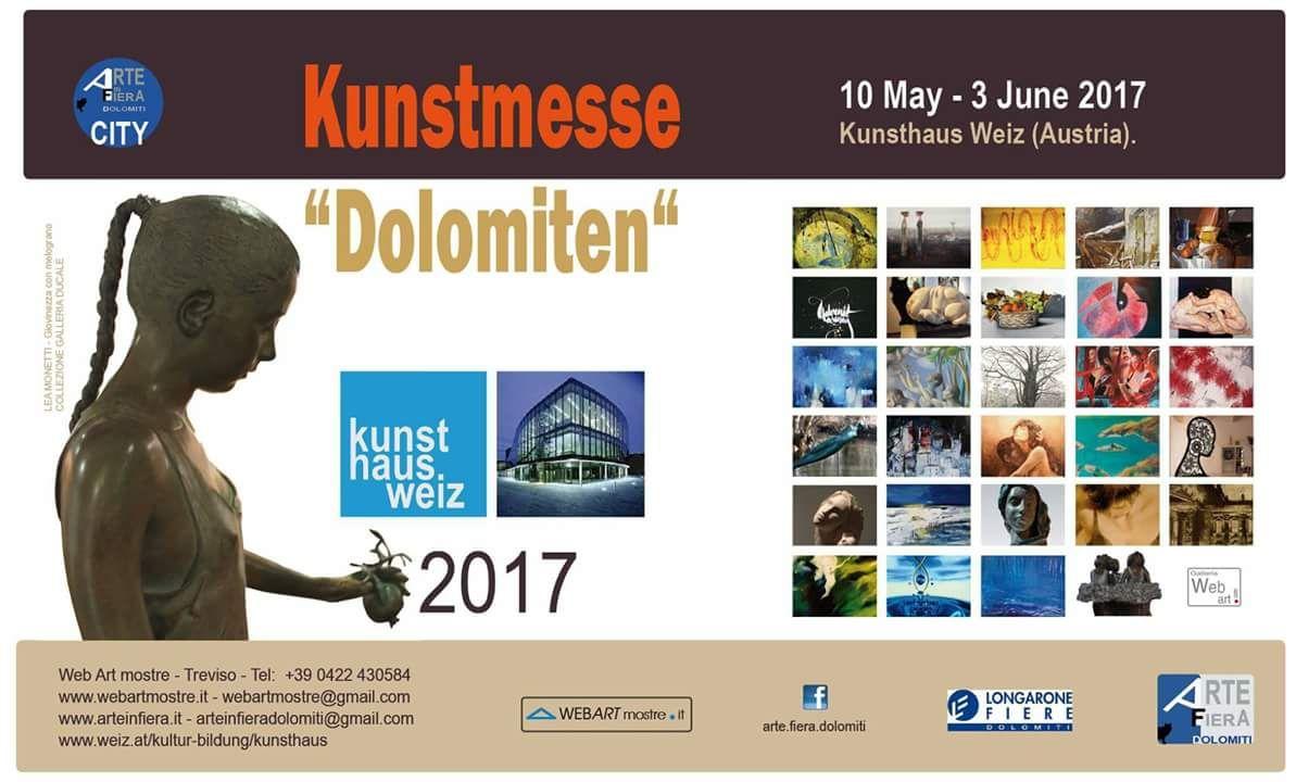 Krismart - Kunstmesse Dolomiten