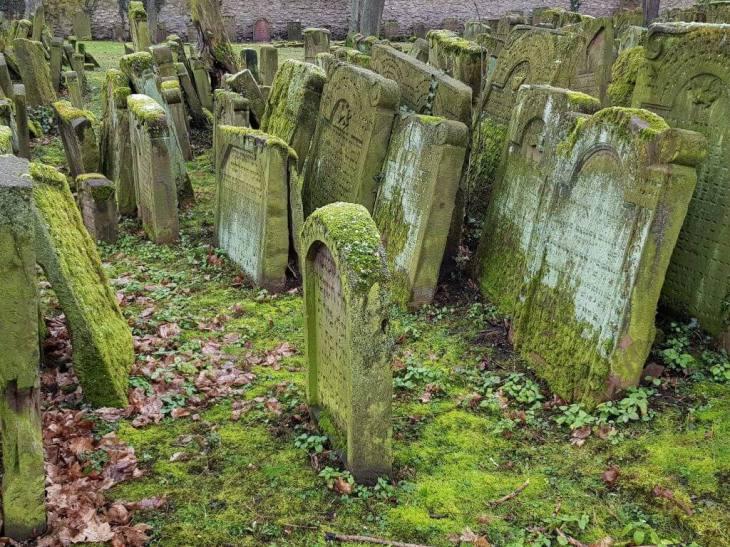 Cementerio judió Frankfurt - Kris por el mundo - Blog de viajes y ...