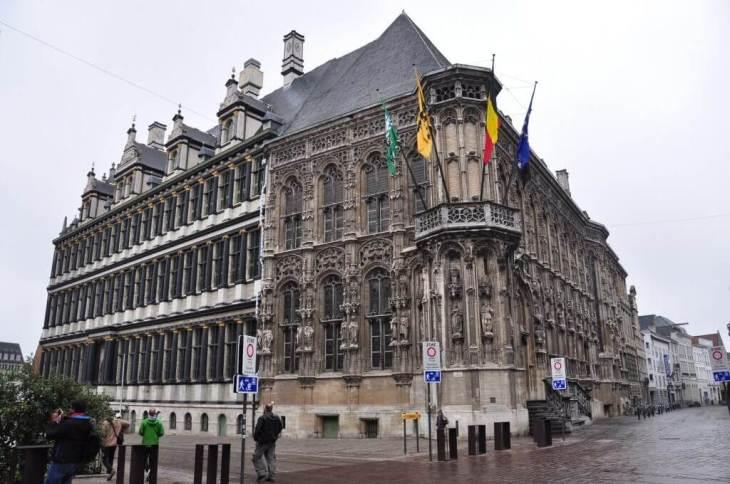 Que hacer en Gante, Ayuntamiento de Gante - Kris por el mundo ...