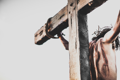 Finding Freedom At the Cross