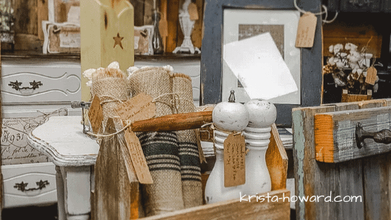 Top 10 Tips for Selling at a Vintage Market