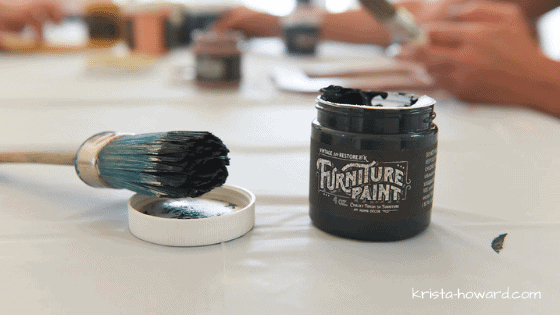Clean Dried Paint From Paint Brushes