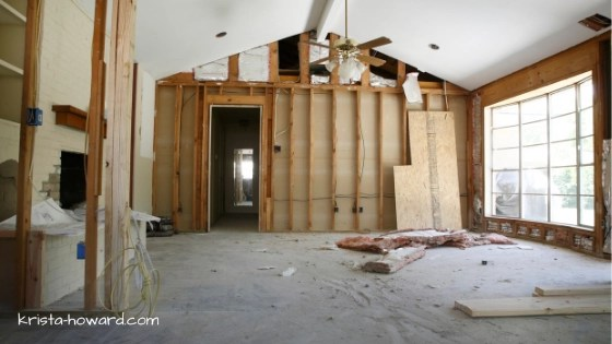 building permit for home renovation