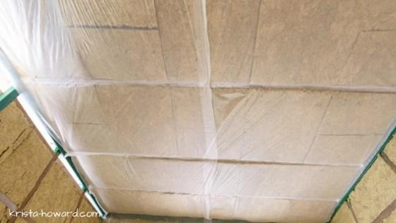 Vapor Barrier Insulation