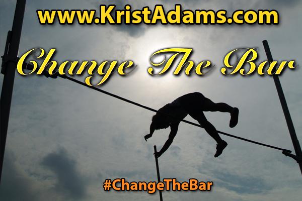 Change The Bar