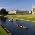 And thus begins: The Cambridge Diaries.