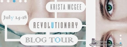 blog tour Revolutionary banner