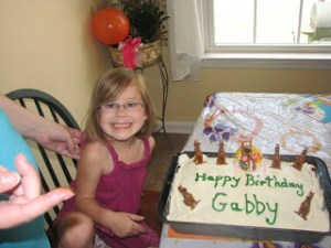 Happy Birthday Gabby!