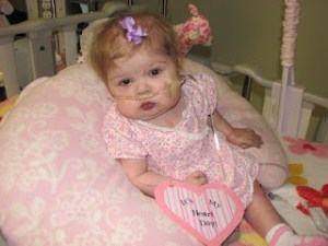 Happy Heart Birthday, Annabelle!