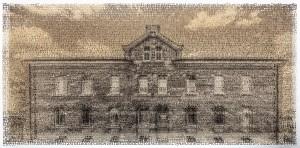 Ansbach 2, layered laser cut pigment print, 14x21,2018