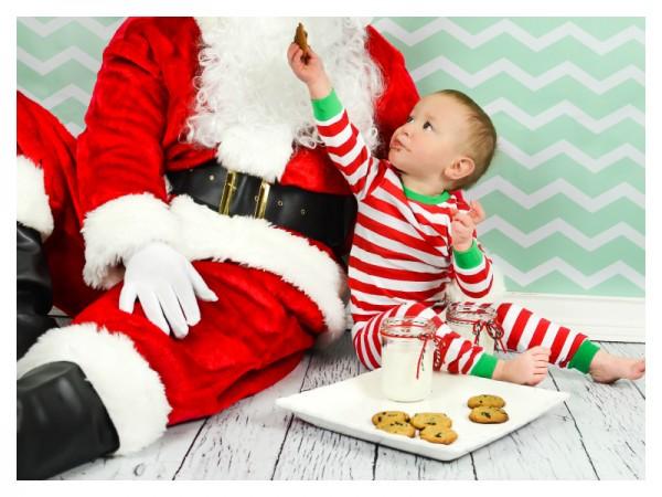 10 Christmas Picture Ideas With Santa Festive Santa
