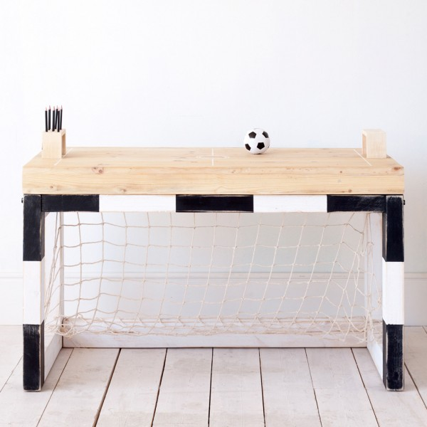 desk chair at walmart pottery barn wicker and ottoman 10 boys soccer room ideas - capturing joy with kristen duke