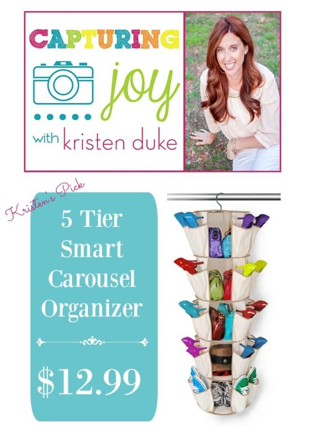 Kristen Duke closet organizer information