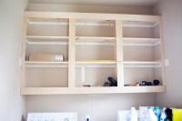 DIY Laundry Room Cabinets | Kristen Duke | Laundry Room ...