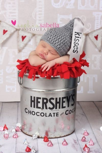12 Valentines Day Photography Ideas For Babies And