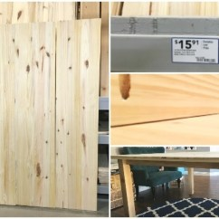 Build Kitchen Table Sink Ikea Your Own Capturing Joy With Kristen Duke Prepping Wood For Building Dining