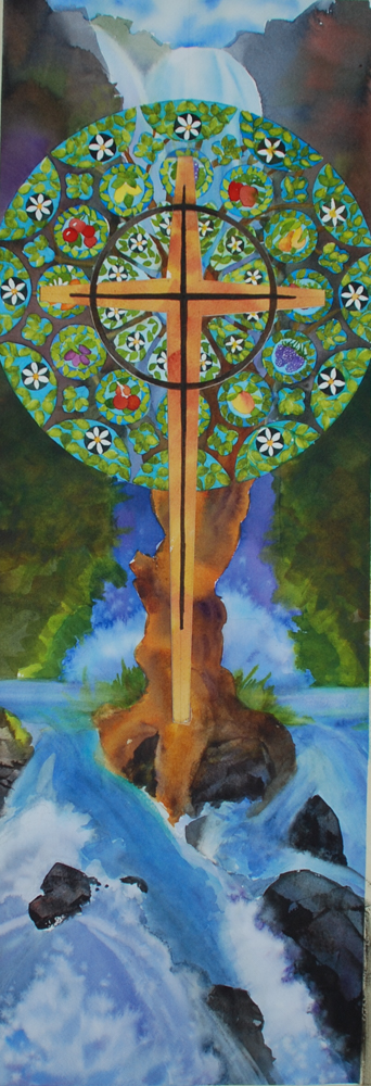 Faith Sketch Tree of Life
