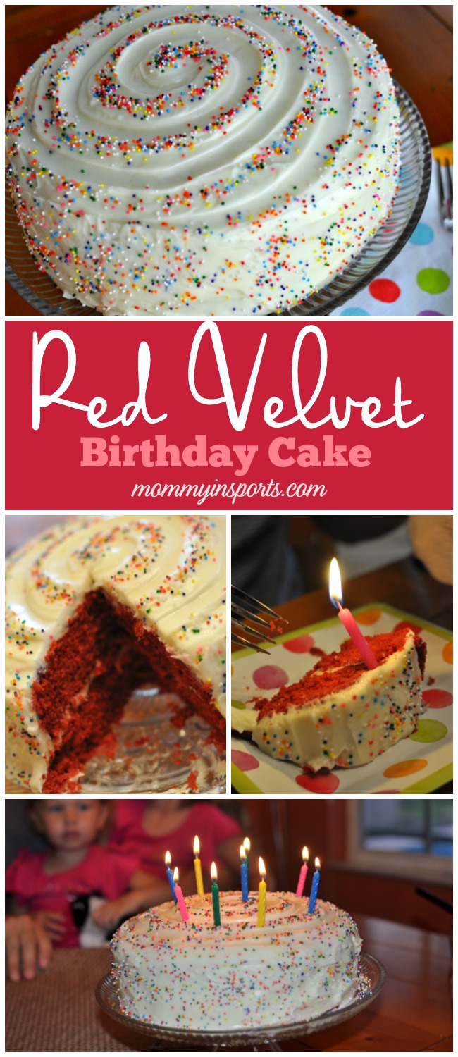 Find Me Recipe Red Velvet Cake
