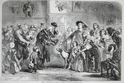 A Regency Primer on Twelfth Night & Wassailing