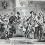 Image of wassailing