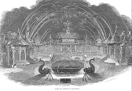 A Regency Primer on Vauxhall Gardens
