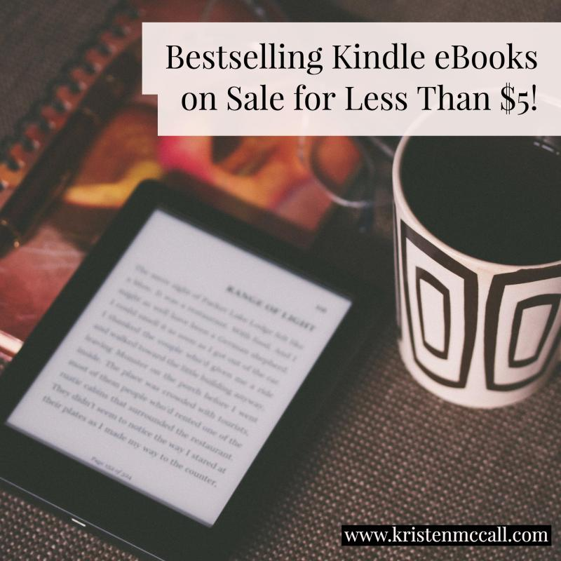 Bestselling Christian eBooks on Sale for Less Than $5!