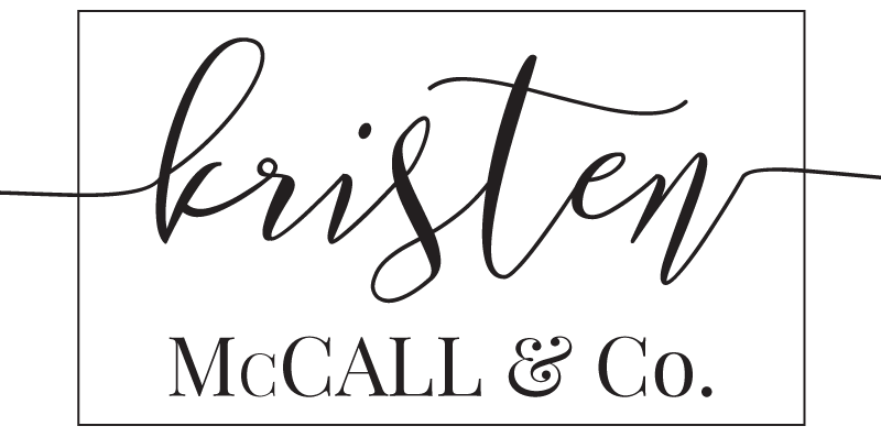 Introducing Kristen McCall & Co.