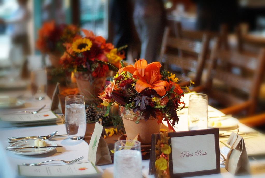 Cucina Rustica Vail wedding
