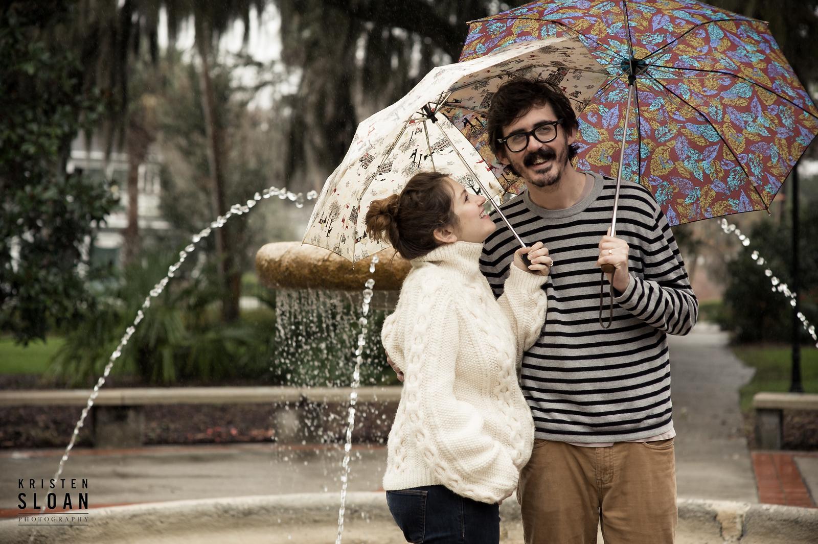 Couples Pregnancy Portraits  Saint Petersburg Florida Photographer Kristen Sloan
