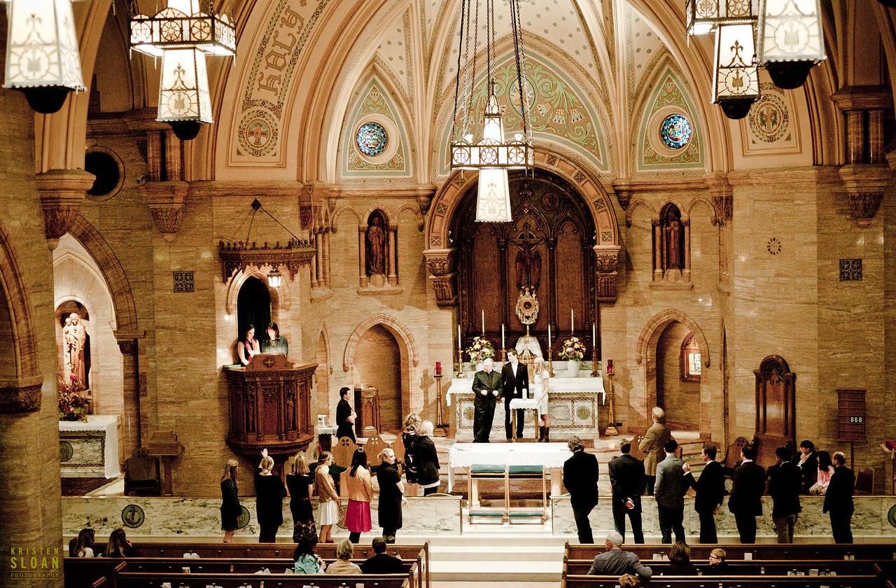 holy ghost wedding denver