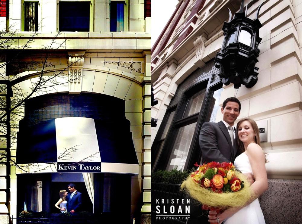 Hotel Teatro Wedding Denver Colorado