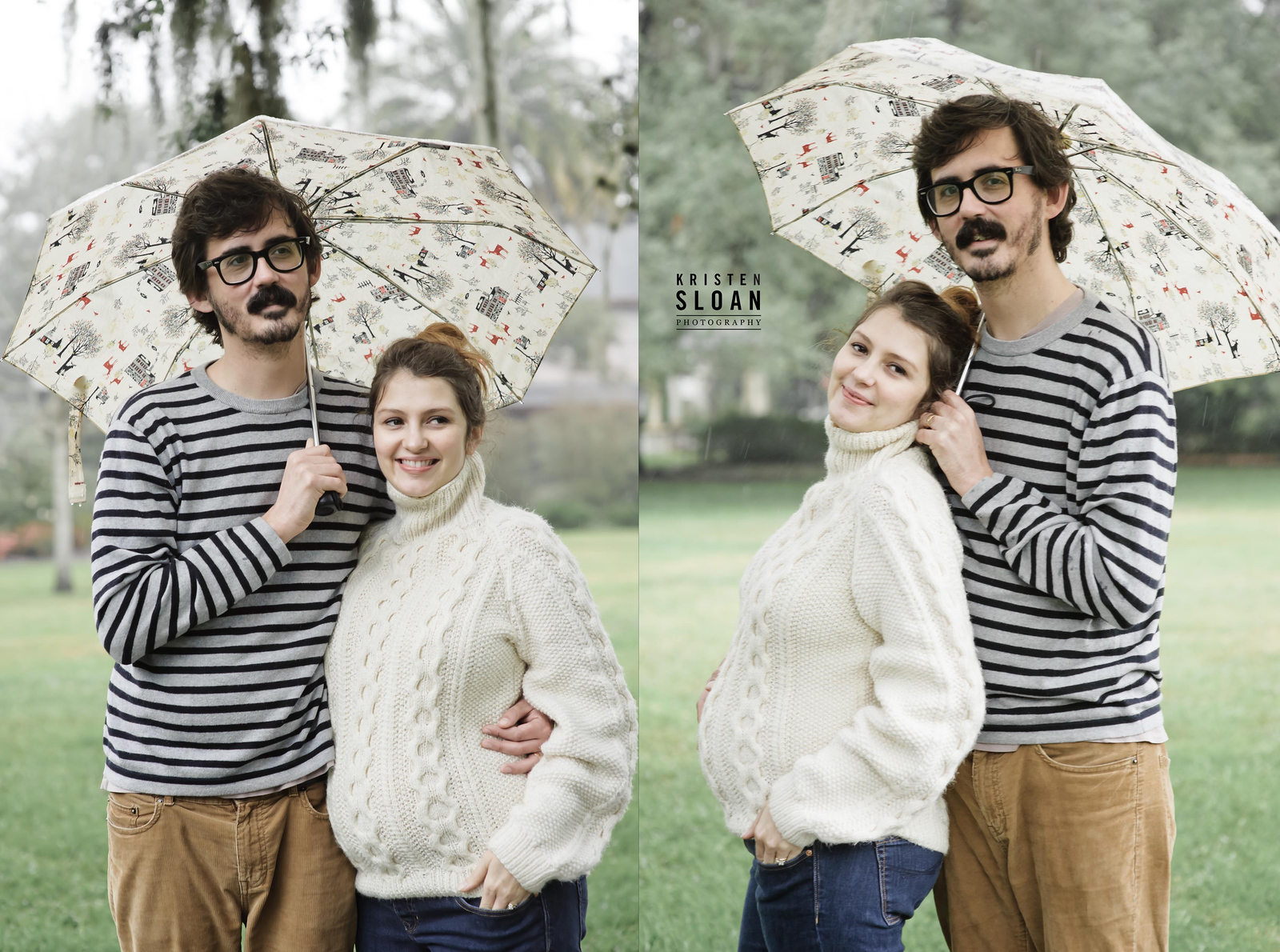 Pregnancy Portraits Tampa Bay Florida Photographer Kristen Sloan