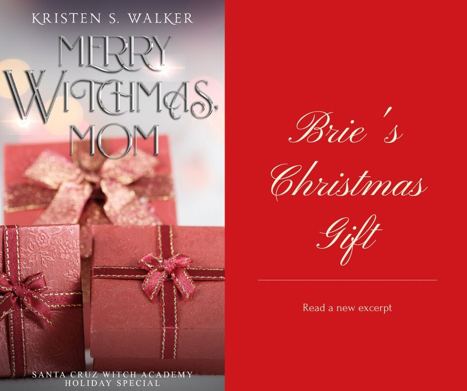 Read more about the article Writing Wednesday: Brie's Christmas Gift