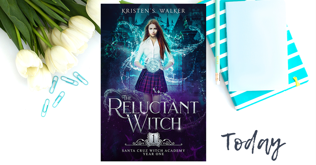 Read more about the article New Release: The Reluctant Witch!