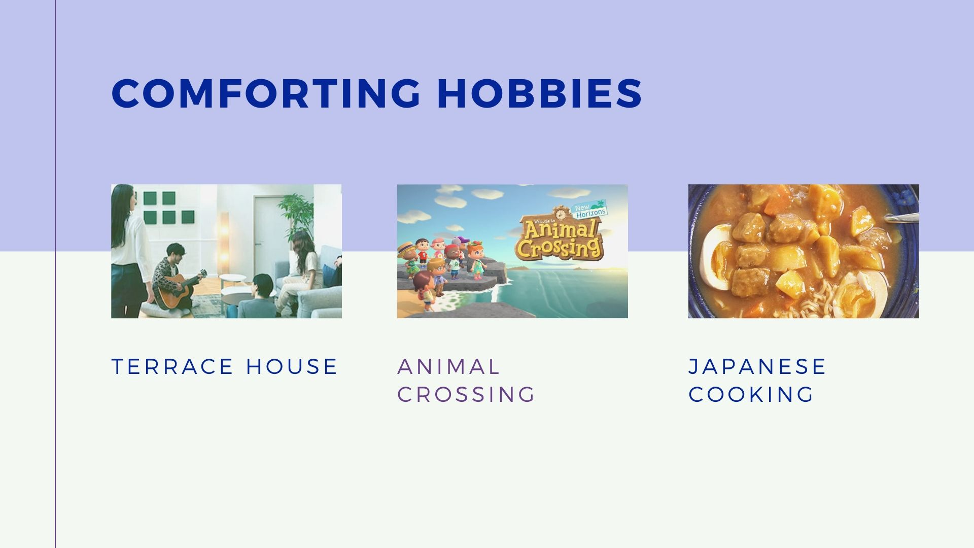 Read more about the article My Comfort Hobbies to Deal with the Current Stress