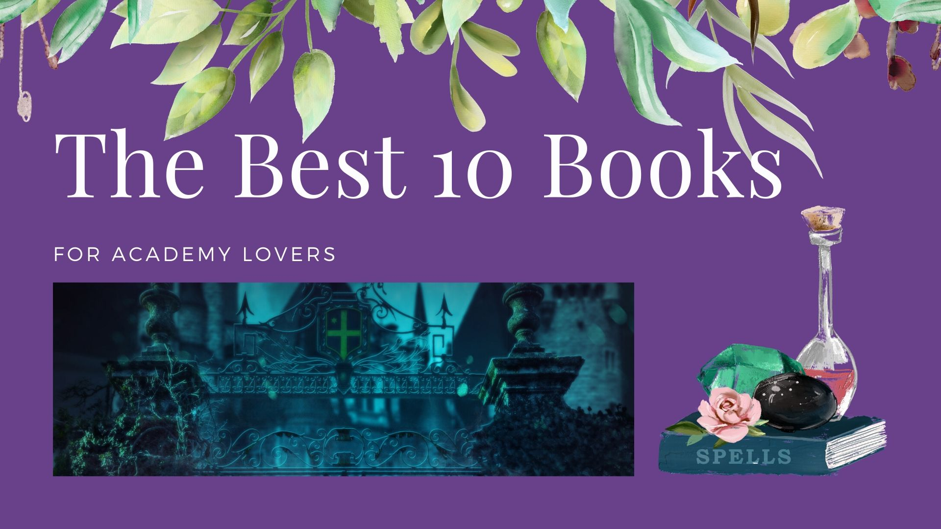 You are currently viewing The Best 10 Books for Academy Lovers