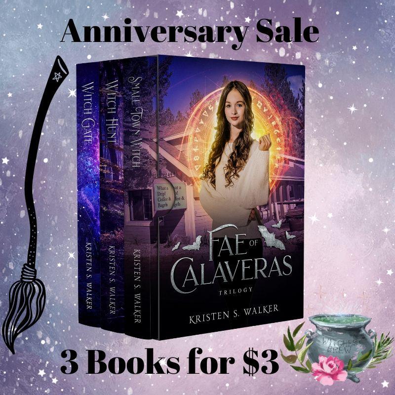 Fae of Calaveras box set sale