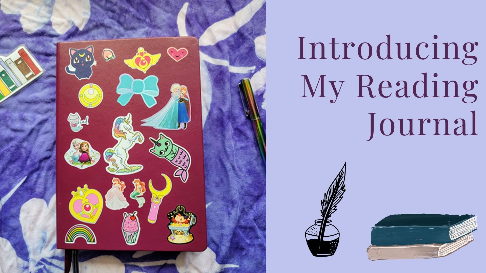 Introducing My Reading Journal