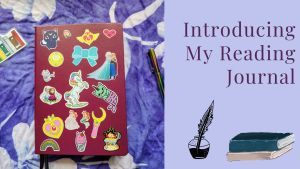 Read more about the article Introducing My Reading Journal