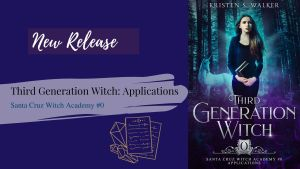 Read more about the article New Release: Third Generation Witch
