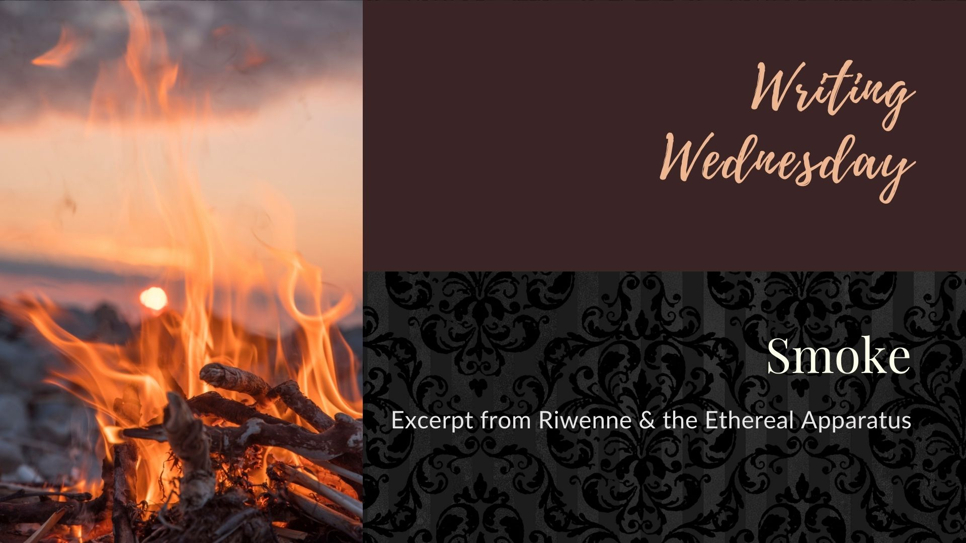 Read more about the article Writing Wednesday: Smoke