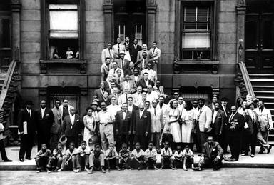 Great Day In Harlem jazz musicians