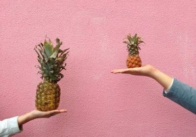 food healthy leaf pineapple