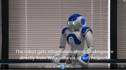 Multilingual WikiTalk