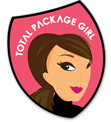Total Package Girl Participation Patch