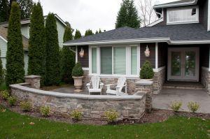 New Exterior/ Veranda