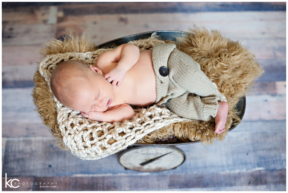 Marshall | Utah Newborn Photographer