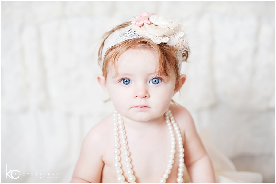 Chevelle One Year Old | Spanish Fork Child Photographer