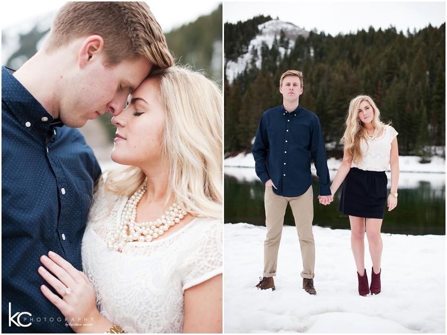 Kip & Hannah | Utah Engagement Photographer